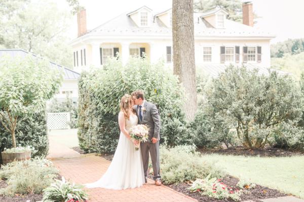 Inn at Willow Grove Wedding Jessica Green 1