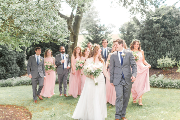 Inn at Willow Grove Wedding Jessica Green 19