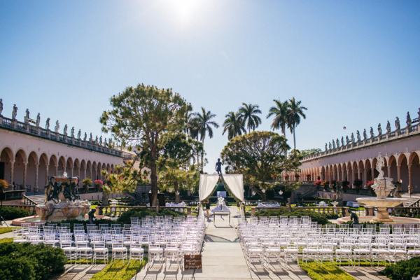 Ringling Museum Ceremony