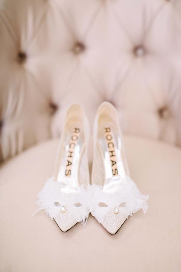 Rochas Shoes