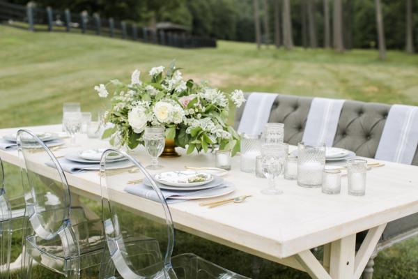 Rustic Mountain Wedding Ideas