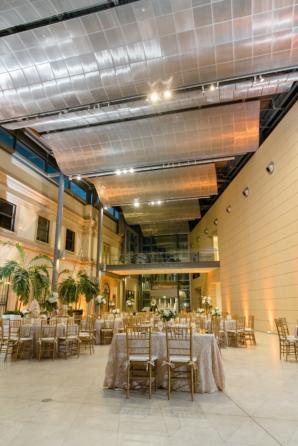 St Petersburg FL Museum Wedding