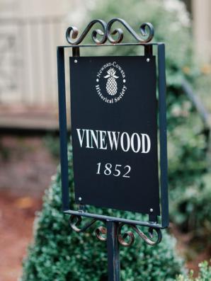 Vinewood Plantation Wedding Amy Arrington 1