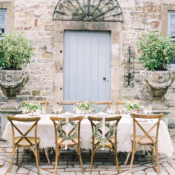 Wedding Inspiration at English Country Manor