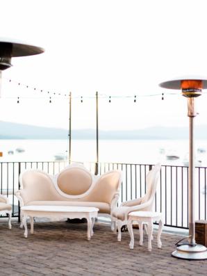 Wedding Lounge on Terrace