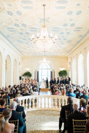 Biltmore Ballrooms Wedding Rustic White 3