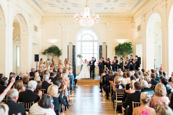 Biltmore Ballrooms Wedding Rustic White 4