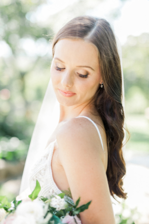 Bride in Casey Jeanne Dress