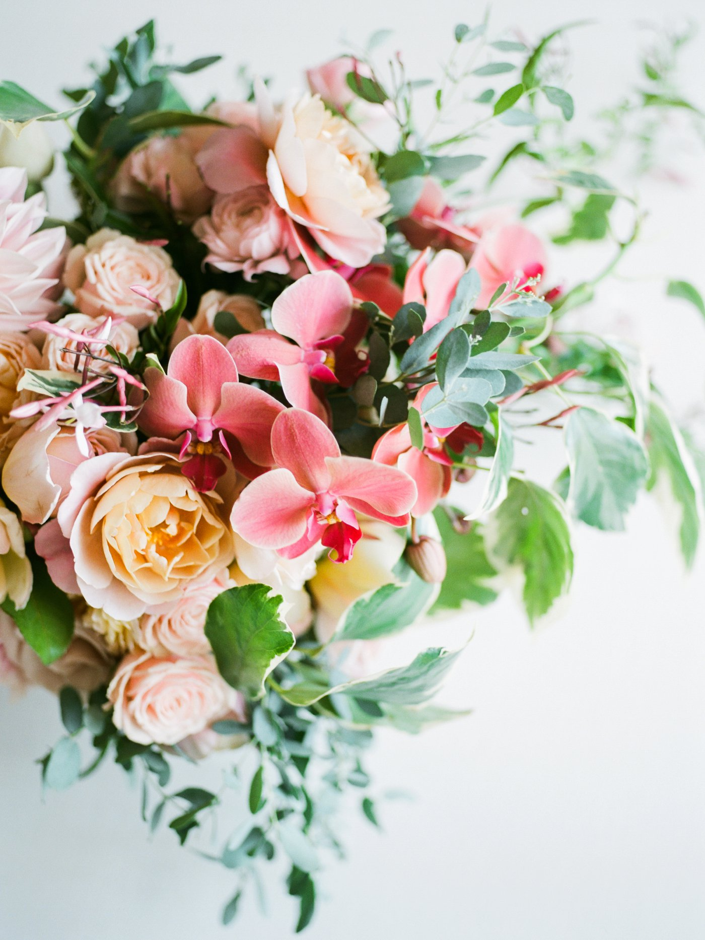 Colorful Bouquet with Tropical Flowers - Elizabeth Anne Designs: The ...