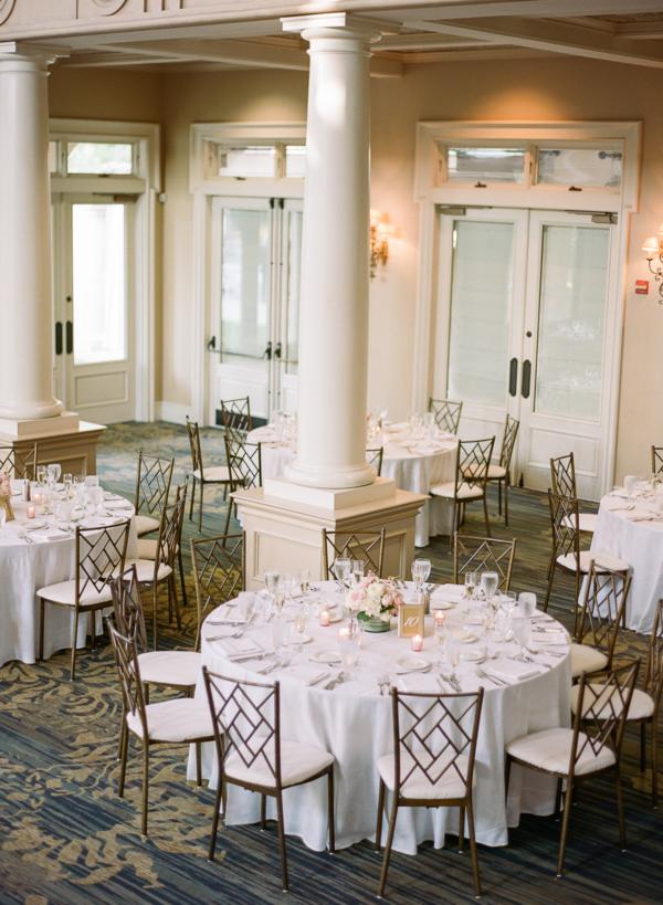 Country Club Wedding Reception Elizabeth Anne Designs The Wedding