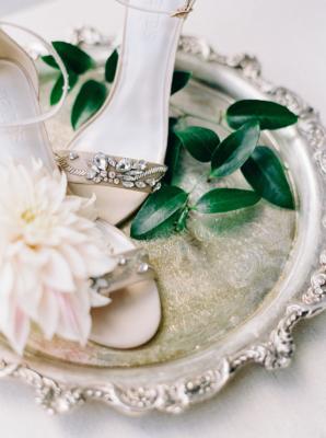 Davids Bridal Wedding Shoes