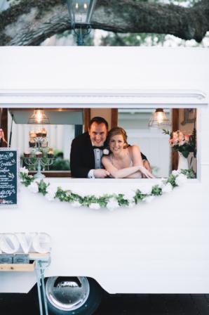 Dessert Truck for Wedding