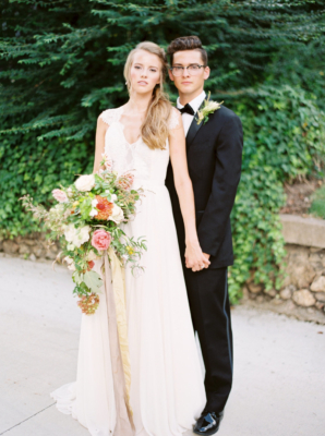 Elegant Early Autumn Wedding Ideas 1