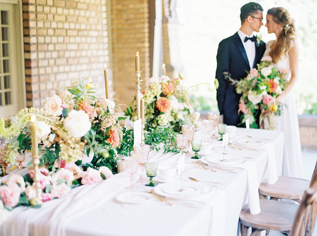 Elegant Early Autumn Wedding Ideas 4