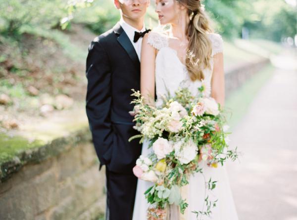 Elegant Early Autumn Wedding Ideas 7