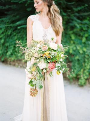 Large Statement Bouquet for Bride