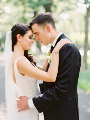 Lenox Hotel Boston Wedding Arielle Doneson 1