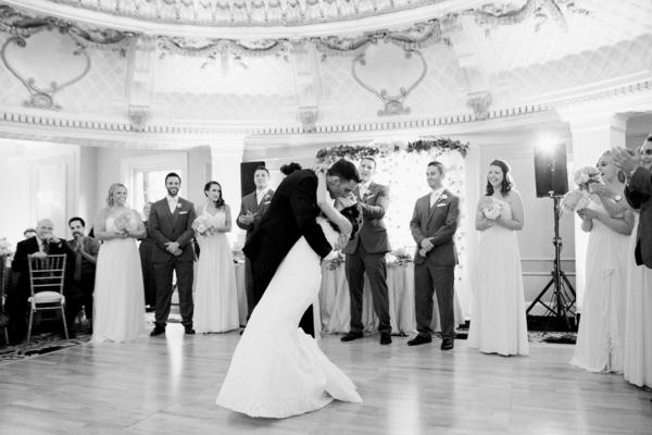 Lenox Hotel Boston Wedding Arielle Doneson 10