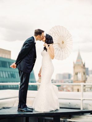 Lenox Hotel Boston Wedding Arielle Doneson 11