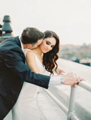 Lenox Hotel Boston Wedding Arielle Doneson 12