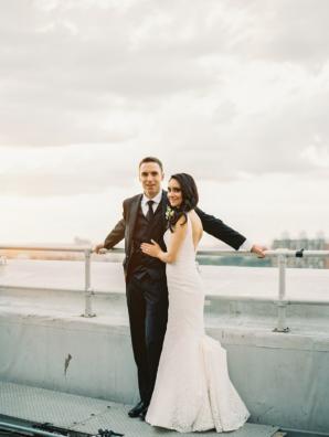 Lenox Hotel Boston Wedding Arielle Doneson 14