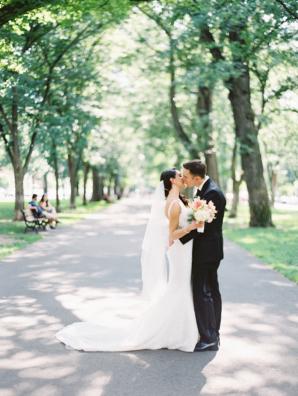 Lenox Hotel Boston Wedding Arielle Doneson 2