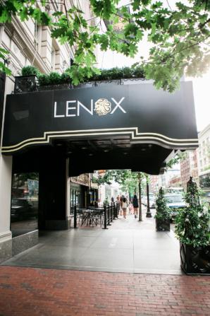 Lenox Hotel Boston Wedding Arielle Doneson 8