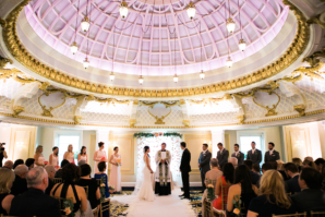 Lenox Hotel Boston Wedding Arielle Doneson 9