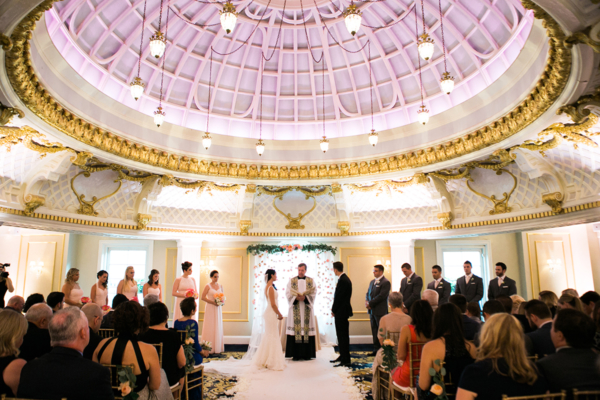 Lenox Hotel Boston Wedding Arielle Doneson 9