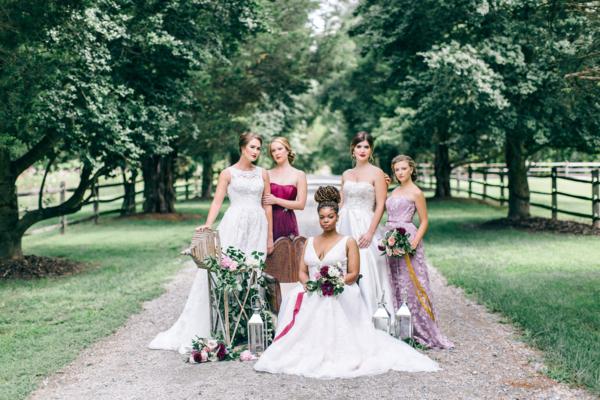Oleg Cassini for Davids Bridal Wedding Dresses 10