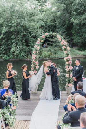 Prospect Park Boathouse Wedding 16