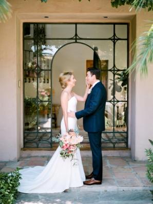 Santa Barbara Villa Wedding Anna Delores 1