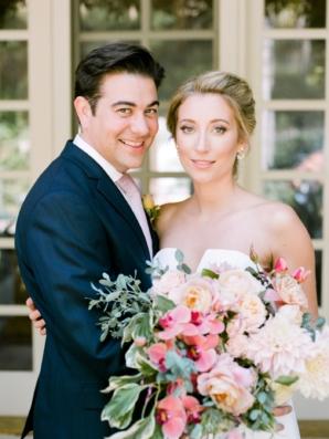Santa Barbara Villa Wedding Anna Delores 2