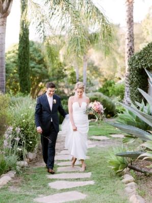 Santa Barbara Villa Wedding Anna Delores