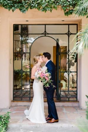 Santa Barbara Villa Wedding Anna Delores 4