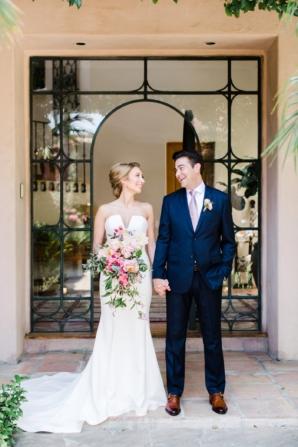 Santa Barbara Villa Wedding Anna Delores 5
