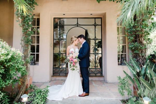 Santa Barbara Villa Wedding Anna Delores 6