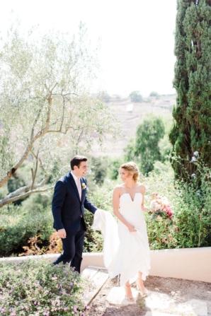 Santa Barbara Villa Wedding Anna Delores 8