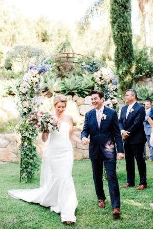 Santa Barbara Villa Wedding Anna Delores 9