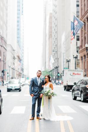 Wedding Photos Chicago Loop 12