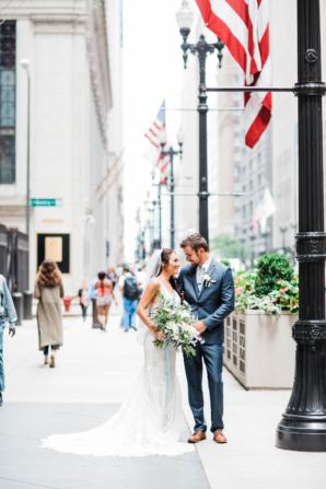 Wedding Photos Chicago Loop 2