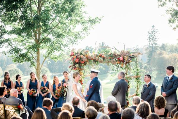 Asheville Fall Wedding 2