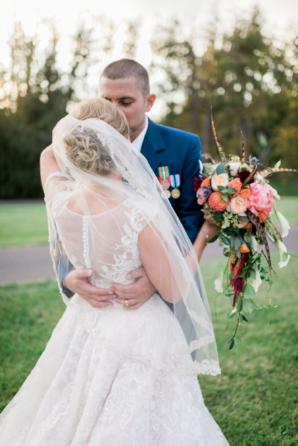 Asheville Fall Wedding 8