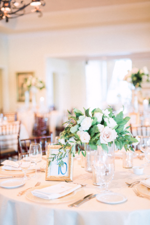 Blush and Ivory Ballroom Wedding