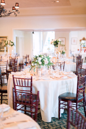 Country Club Ballroom Wedding