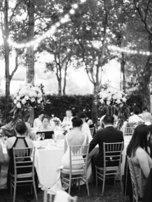 Dallas Wedding Nasher Sculpture Garden 14