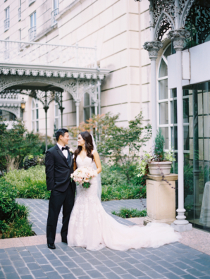 Dallas Wedding at The Crescent 1