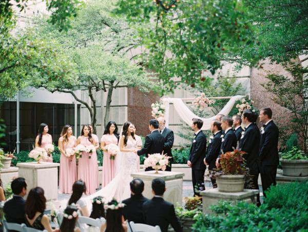 Dallas Wedding at The Crescent 6