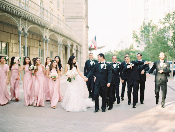 Dallas Wedding at The Crescent 9