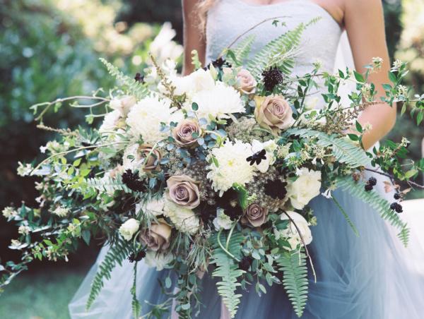Elegant Organic Bouquet